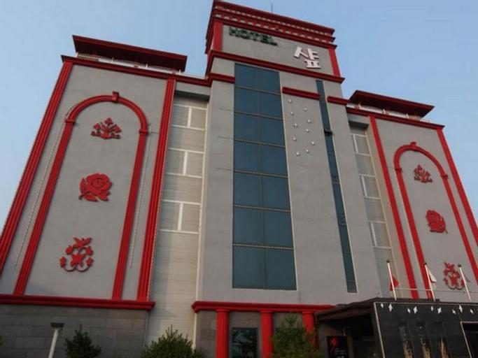 Sharp Hostel Dangjin, Dangjin