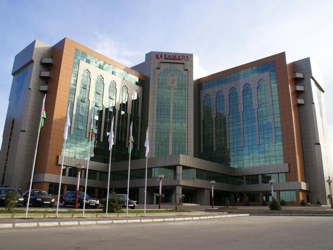 Ramada Plaza by Wyndham Gence, Xanlar