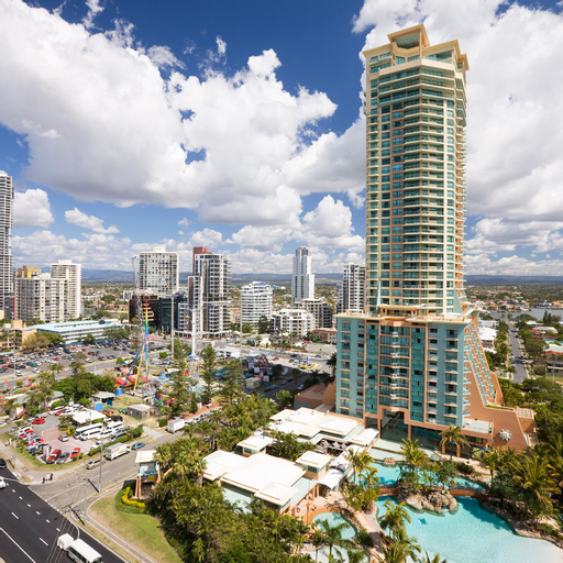 Mantra Crown Towers, Surfers Paradise