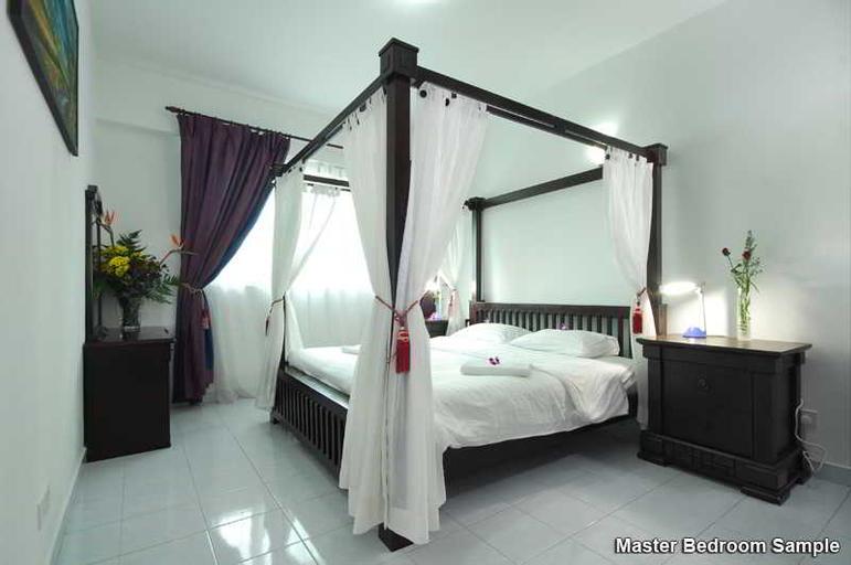 EBM Executive Apartments KL, Kuala Lumpur