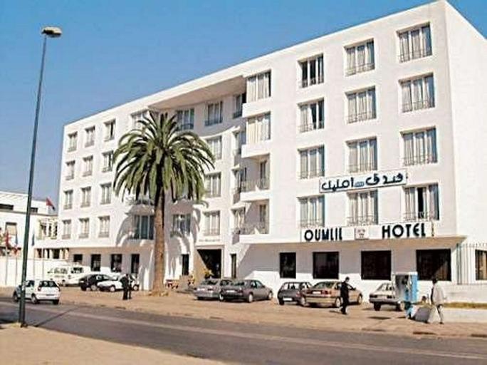 Oumlil, Rabat
