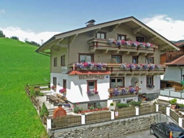 Appartement Bergfried, Zell am See