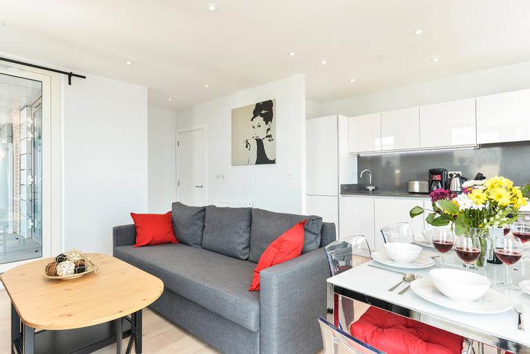 Lemon Apartments, London