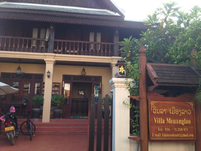 Villa Meuang Lao, Louangphrabang