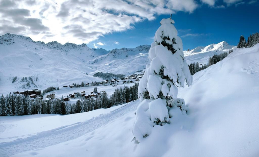 Arosa Kulm Hotel and Alpin Spa, Plessur