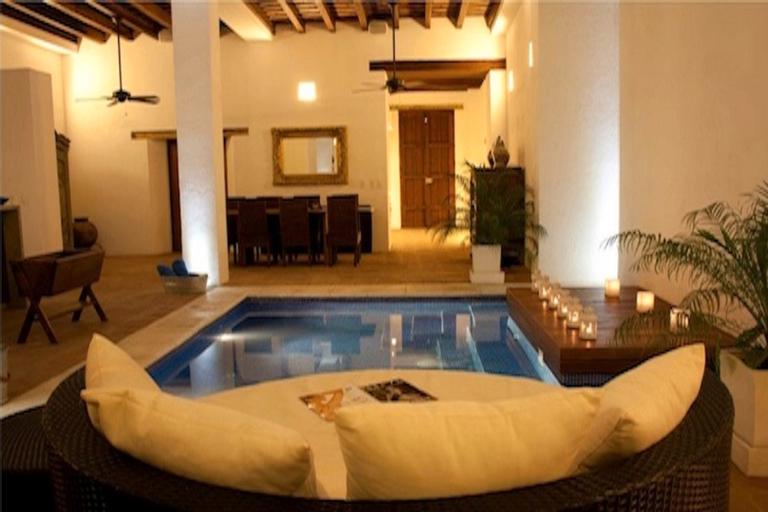 La Casa del Agua Concept Hotel, Santa Marta (Dist. Esp.)