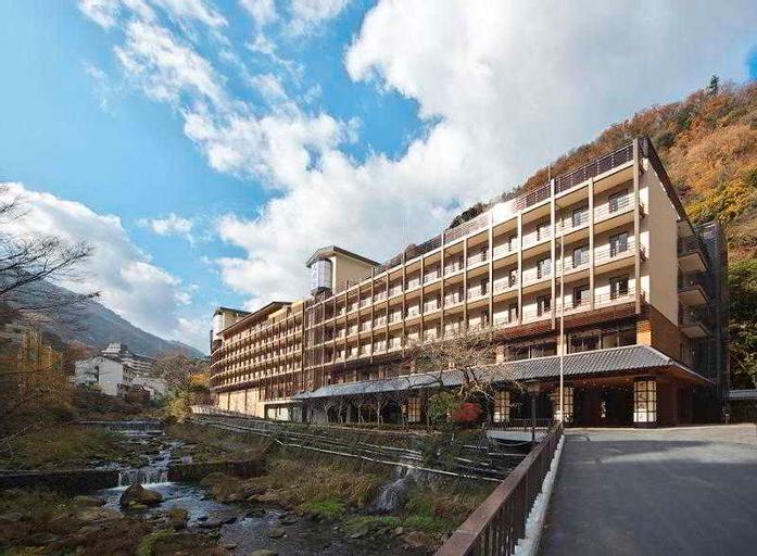Hakone Tenseien Hotel, Hakone