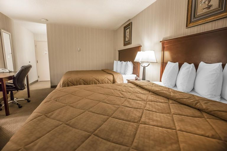 Quality Inn & Conference Centre Red Deer, Division No. 8