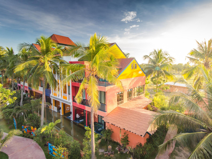 Vartika Retreat Kuiburi Resort, Muang Prachuap Khiri Khan