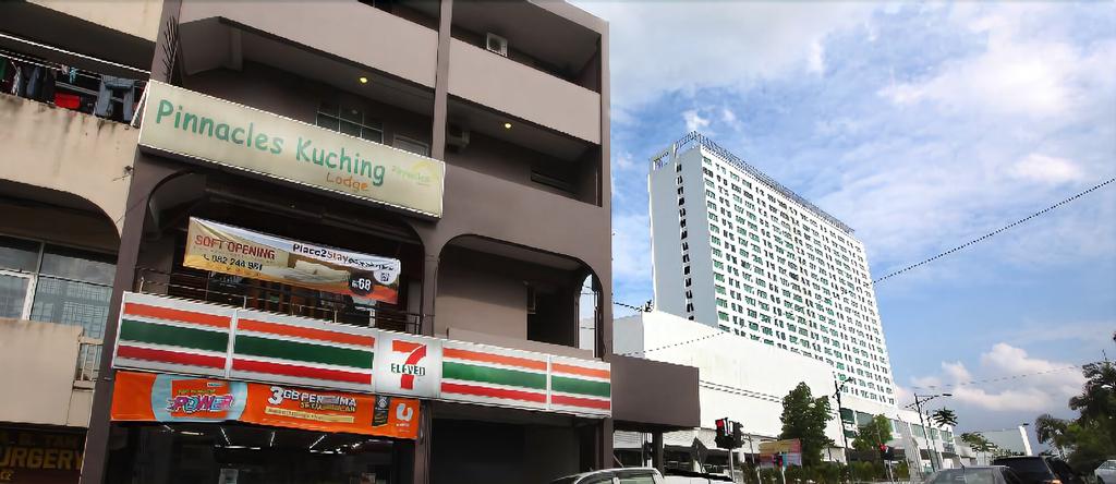 Place2Stay - Opposite Hilton, Kuching