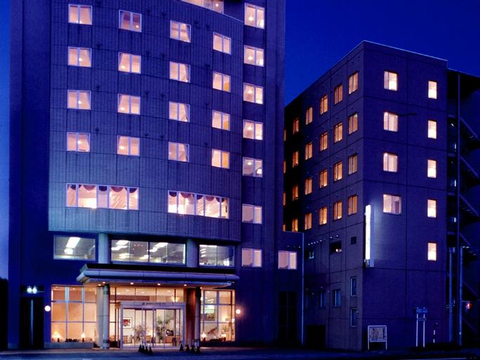 Mombetsu Central Hotel, Monbetsu