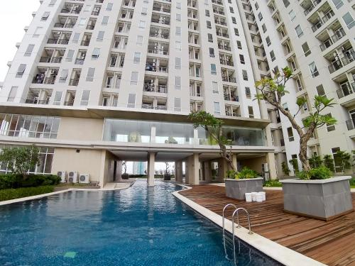 Apatel Elpis Residence 07B10, Central Jakarta