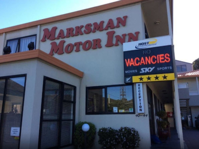 Marksman Motor Inn, Wellington