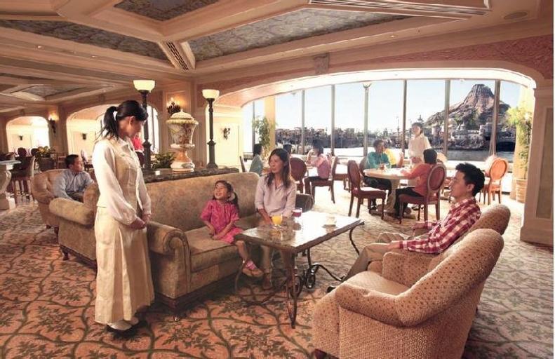 Tokyo DisneySea Hotel MiraCosta (R), Edogawa