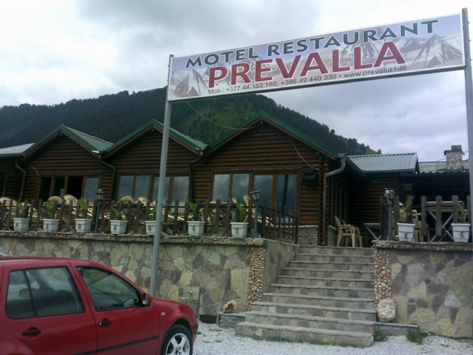 Hotel Prevalla, Štrpce