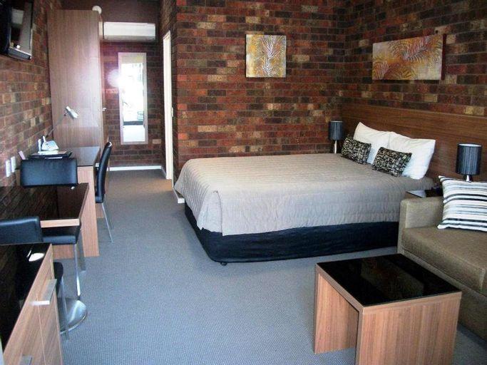 Quality Hotel Sherbourne Terrace, Gr. Shepparton - Pt A