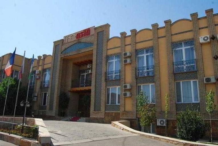 Asia Samarkand Hotel, Oqdaryo