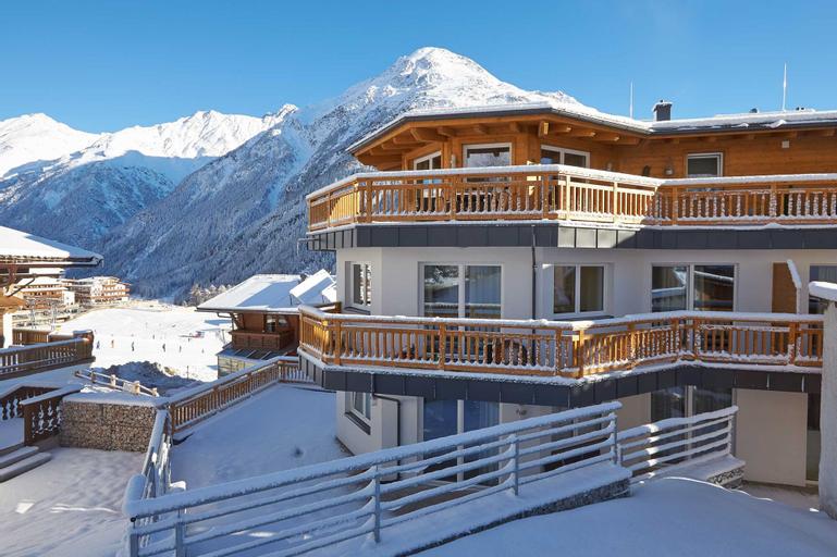 Alpendiamond Sölden Luxus Appartements, Imst