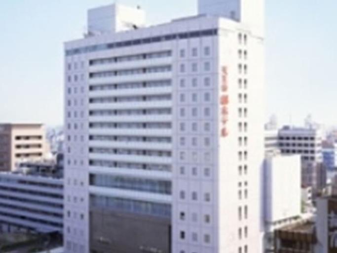 Tennoji Miyako Hotel, Osaka