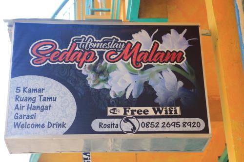 Sedap Malam Homestay, Wonosobo