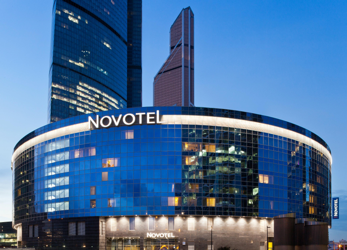 Novotel Moscow City, Western