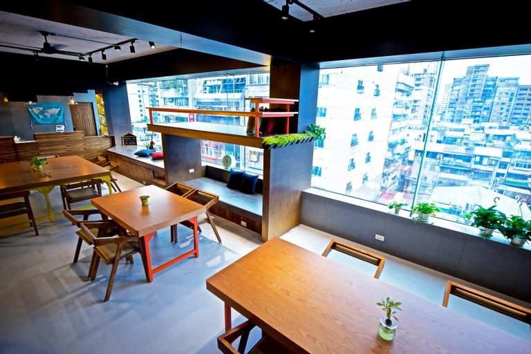 Homey Hostel, Taipei City