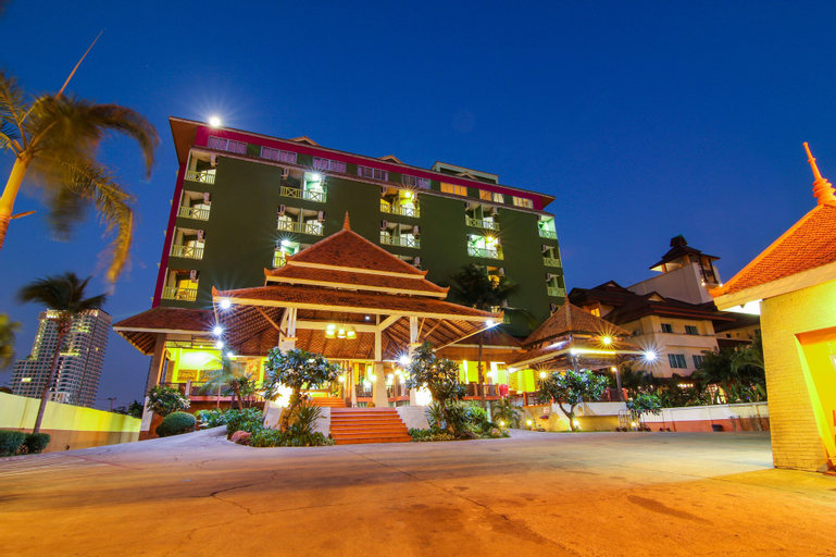 Phuphaya Resort Pattaya, Pattaya
