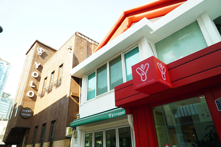 Yolo Guest House, Jongro