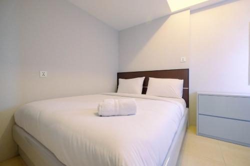 Fully Furnished 2BR at Teluk Intan Apartment By Travelio, Jakarta Utara