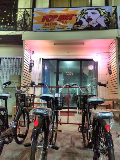 Pop Art Hostel Chinatown, Samphantawong