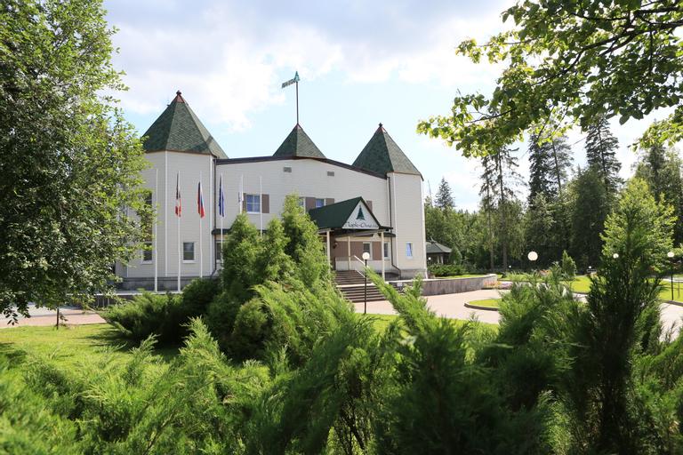 Park-hotel Izhevsk, Zav'yalovskiy rayon