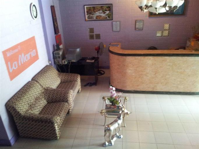 La Maria Pension & Tourist Inn Hotel, Mandaue City