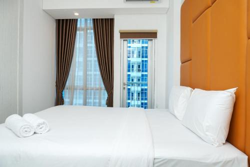 New Furnished 2BR Apartment at Capitol Park Residence, Jakarta Pusat