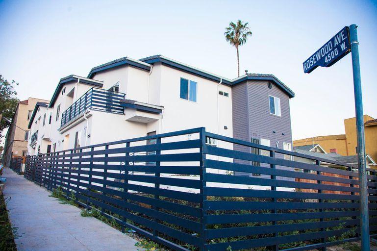 Los Angeles Hollywood Apartments, Los Angeles