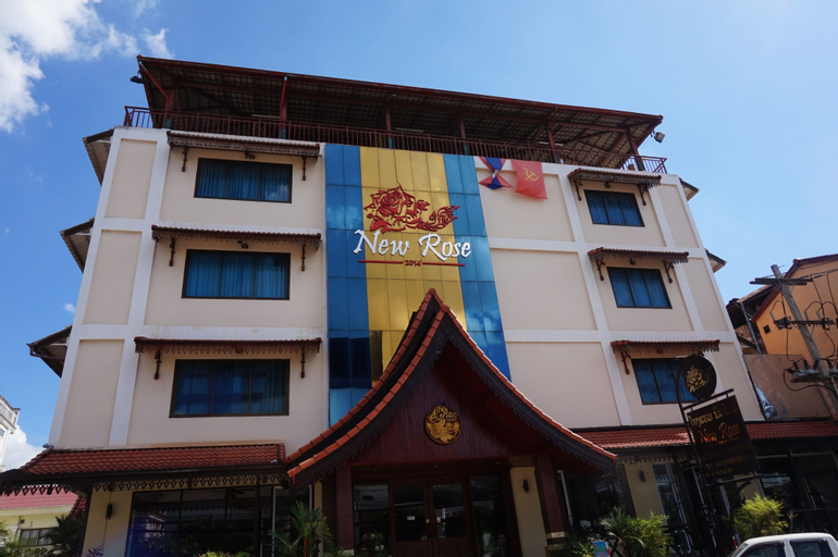 New Rose Boutique Hotel, Chanthabuly