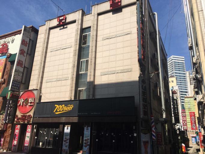 Napoli Motel, Busanjin