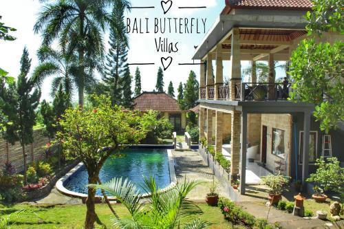 Bali Butterfly Villas, Karangasem