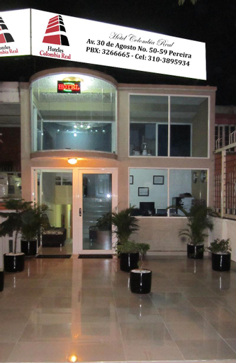 Hotel HCR Pereira, Pereira