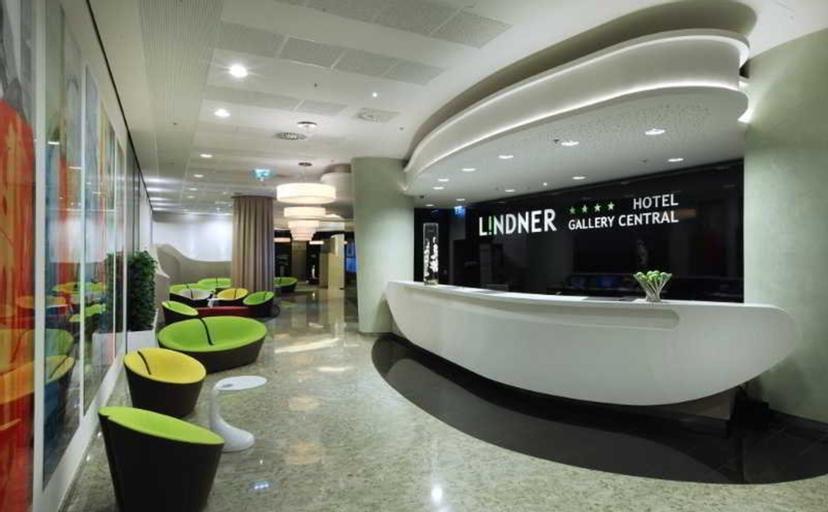 Lindner Hotel Gallery Central, Bratislava II