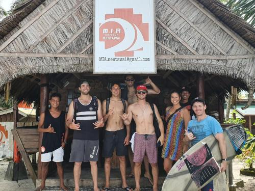 M.I.A Surfcamp Mentawai Islands, Kepulauan Mentawai
