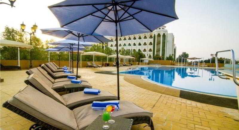 Five Continents Ghantoot Beach Resort,
