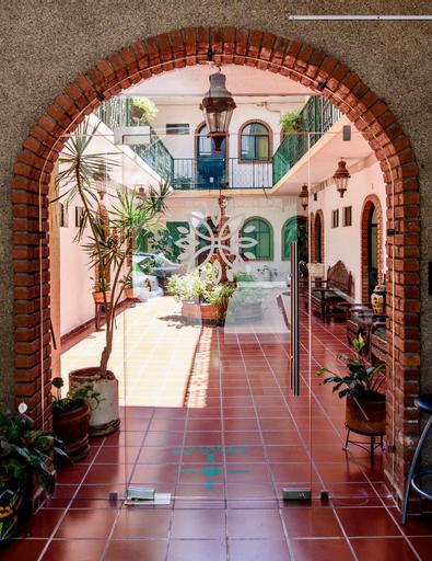 Hotel María Elena, Durango