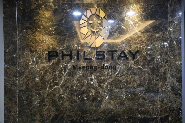 Philstay Myeongdong, Jung