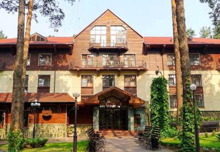 Park Hotel Graal, Kemerovskiy rayon