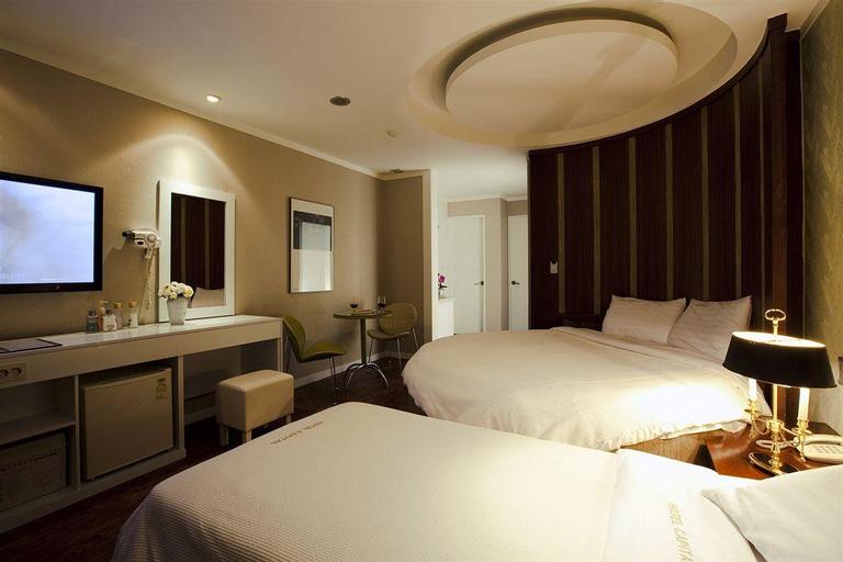 Incheon Hotel Capital, Seo