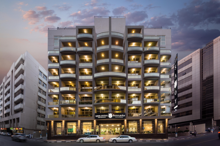 Savoy Central Hotel Apartments,