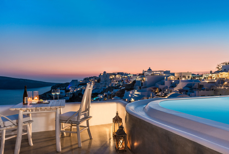 Andronis Luxury Suites, South Aegean