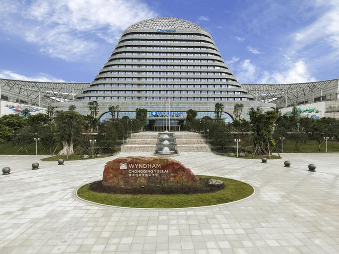 Wyndham Hotel Chongqing Yuelai, Chongqing