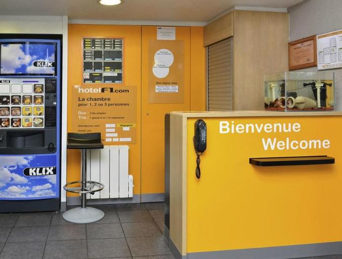 hotelF1 Pau, Pyrénées-Atlantiques
