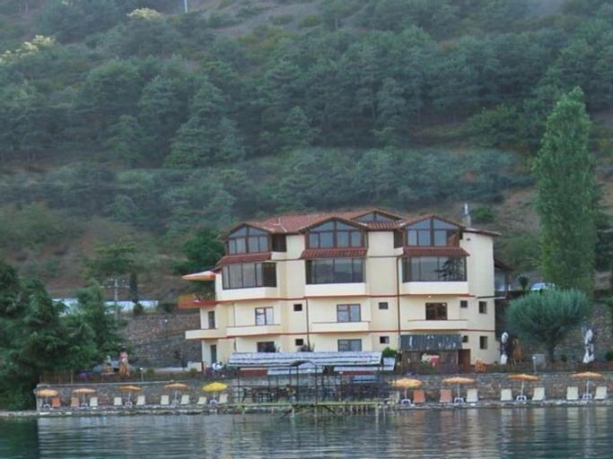 Panorama Hotel, Pogradecit